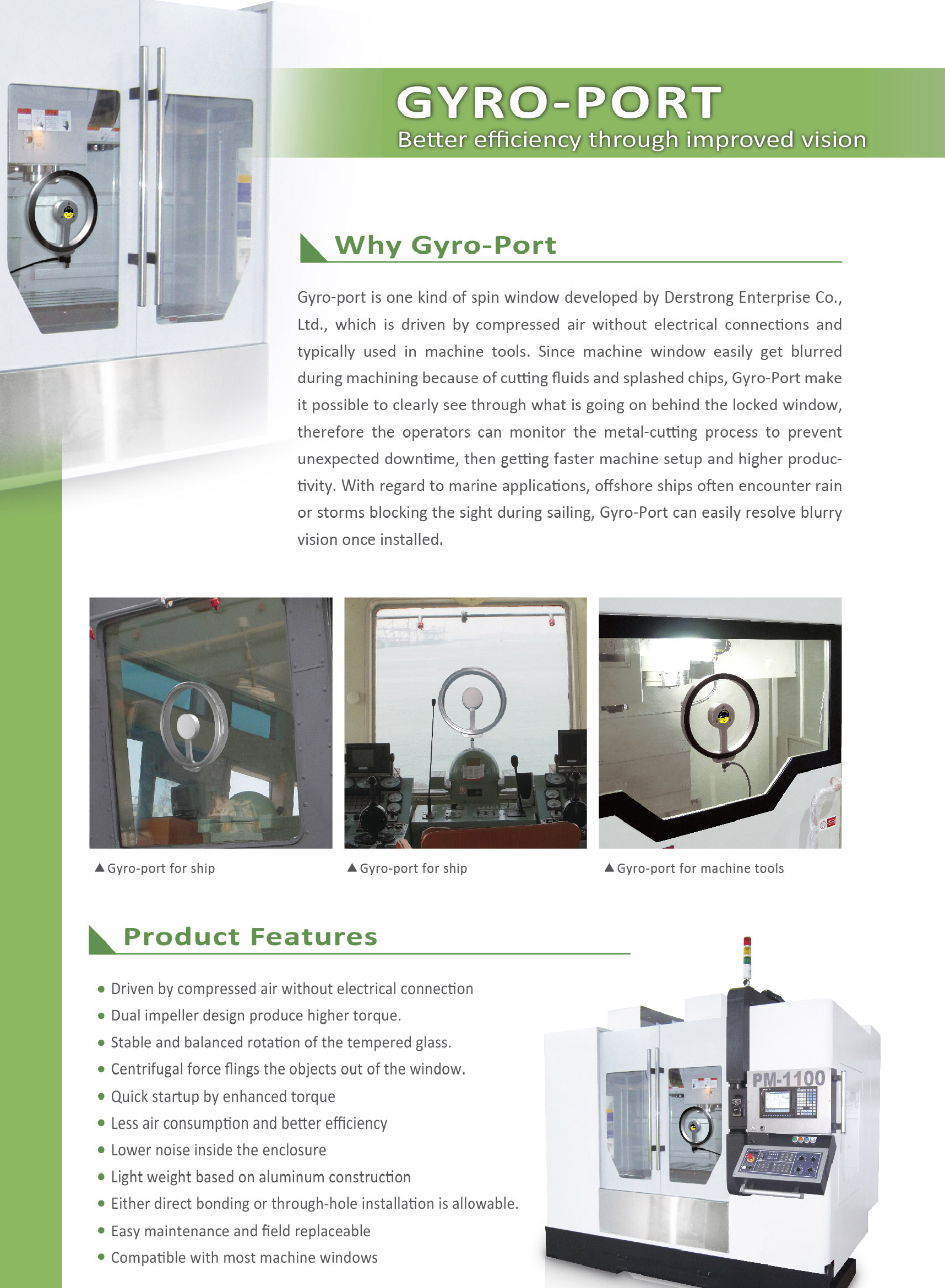 Introduction of Spin Window