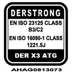 ATG CE certificated Logo