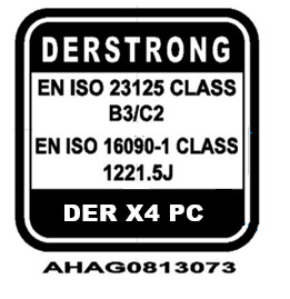 DERSTRONG PC Series LOGO